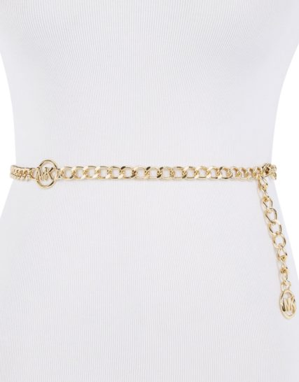 Michael Kors-gold belt