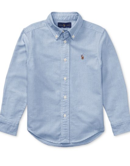 Ralph Lauren shirt-blue