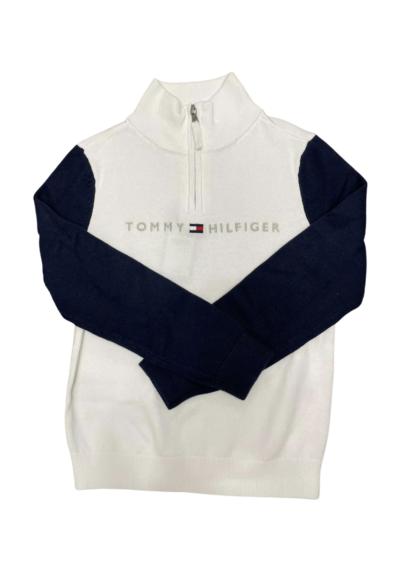 TOMMY HILFIGER - סריג לוגו